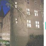 Sahnestücke auf der Burg Konradsheim in Erfststadt