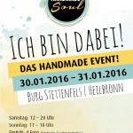 Handmade Soul Burg Stettenfels Heilbronn